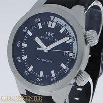 IWC Aqua timer Automatic Stahl/Kautschuk Ref.IW3548