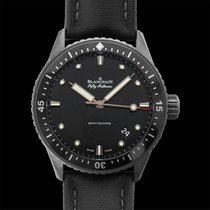 Blancpain Fifty Fathoms Bathyscaphe 5000-0130-B52 A новые