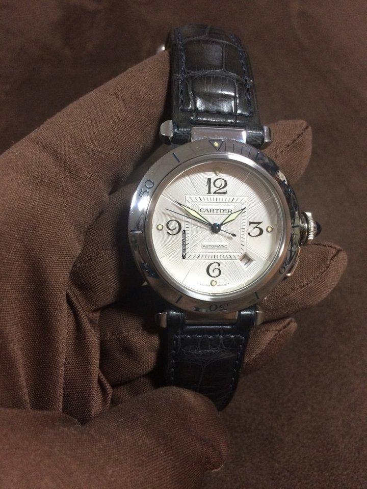 d5c0c9a1955 Cartier Pasha - Todos os preços de relógios Cartier Pasha na Chrono24