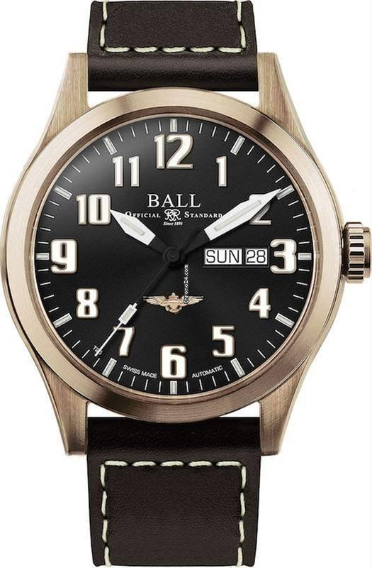af5852811 Ceny hodinek Ball Engineer Master II Aviator | Ceny hodinek Engineer Master  II Aviator na Chrono24
