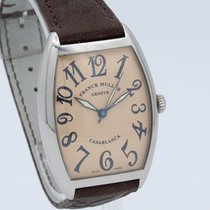 Franck Muller 31mm Automatic pre-owned Casablanca Pink