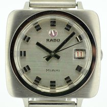 Rado 36mm Automatic 1960 pre-owned Silver