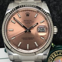 Rolex Oyster Perpetual Date , LC100, 08/18