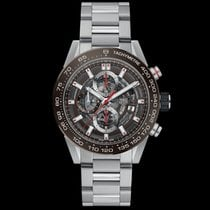 TAG Heuer Carrera Calibre HEUER 01 Staal 43mm
