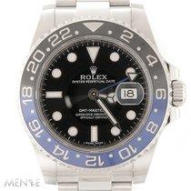 Rolex GMT Master II 116710BLNR Batman B+P 03/2015 (EU)