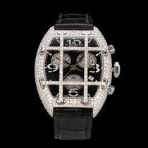 Van Der Bauwede Chronograph 40mm Quartz 2010 pre-owned Black