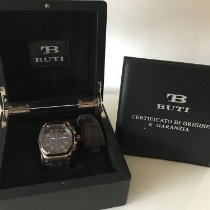 TB Buti Rose gold 47mm Automatic pre-owned