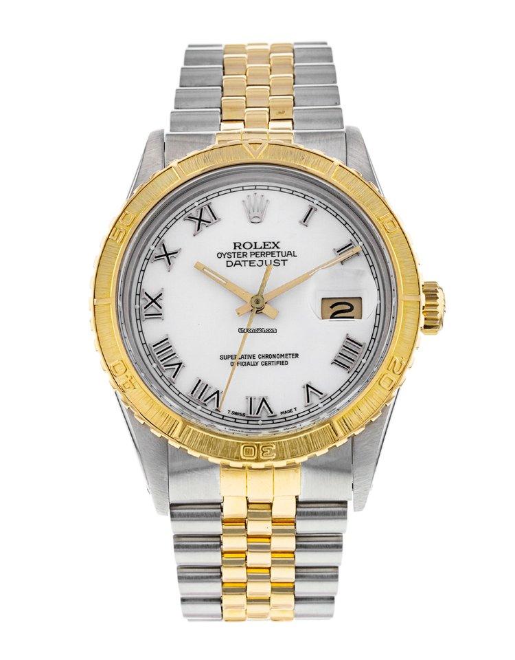 c353e597c8e Relojes Rolex Datejust Turn-O-Graph de segunda mano