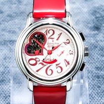 Zenith Chronograaf 37.5mm Automatisch tweedehands El Primero Chronomaster Lady Parelmoer