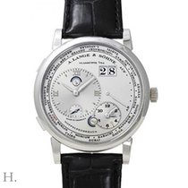 A. Lange & Söhne 116.025 Platinum 2019 Lange 1 41.9mm new
