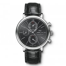 IWC Portofino Chronograph new Automatic Chronograph Watch with original box and original papers IW391008