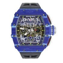 Richard Mille RM 011 Carbon 44.5mm Proziran