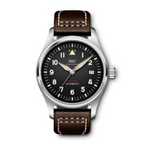 IWC Pilot Steel 39mm