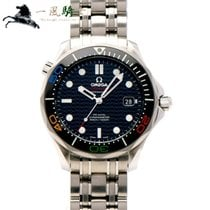 Omega Seamaster Diver 300 M new Automatic Watch with original box and original papers 522.30.41.20.01.001