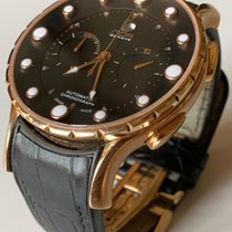N.O.A Or rouge 44mm Remontage automatique Noa occasion