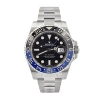 Rolex GMT-Master II 40mm Black