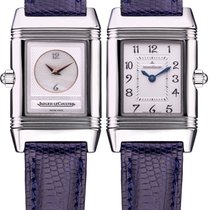 Jaeger-LeCoultre Reverso Duetto 266.8.11 pre-owned