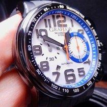 Graham Acier 47mm Remontage automatique AN-2BLDC-12 occasion