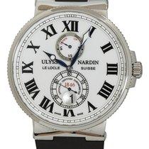Ulysse Nardin Marine Chronometer 43mm 263-67/40 2014 подержанные