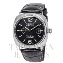 Panerai Radiomir Black Seal Steel 45mm Black Arabic numerals United States of America, New York, Hartsdale