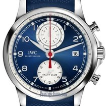 IWC Portuguese Yacht Club Chronograph new