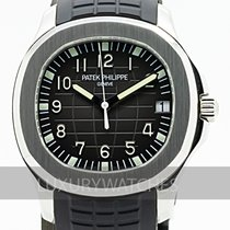 Patek Philippe 5165A-001 Steel 2007 Aquanaut 38mm pre-owned