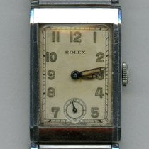 Rolex Steel Manual winding 21mm pre-owned Prince