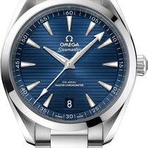 Omega 220.10.41.21.03.004 Steel 2021 Seamaster Aqua Terra 41mm new United States of America, New York, Airmont