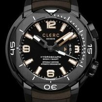 Clerc Steel 43.8mm Automatic H1-4A.10R.6 new