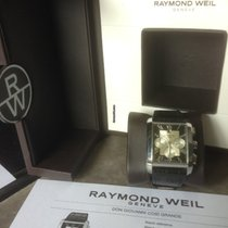 Raymond Weil Acier 50mm Remontage automatique 4878-STC-00268 occasion France, Metz-Tessy