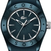 Lacoste Ceramic 46mm Quartz 2000725 new