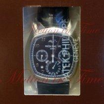 Patek Philippe Perpetual Calendar Chronograph Platinum 38mm Black Arabic numerals United States of America, New York, New York