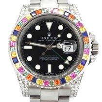 Rolex GMT-Master II Haribo Diamonds Box/Papers 40mm