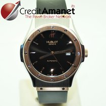 Hublot Classic Fusion Gold and Steel