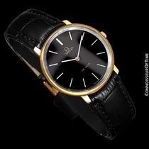 歐米茄 (Omega) 1974 De Ville Vintage Mens Dress Watch - 18K Gold...