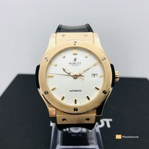 恒寶 (Hublot) Hublot - Fusion King Opalin , Oro Rosa, 42mm,...