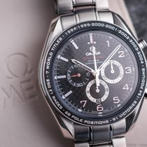 Omega Speedmaster Michael Schumacher Legend