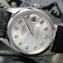 Rolex Oyster Perpetual Date Automatic Steel Mens Watch 1500