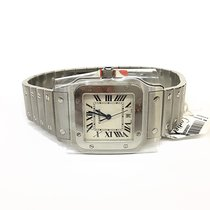 Cartier Santos Galbée Steel 29mm Unisex
