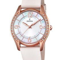 Festina Steel 36mm Quartz F16946/A new