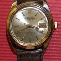 Rolex Datejust Oyster OCC roulette calendar  steel/gold