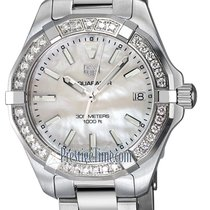 TAG Heuer Aquaracer Lady Steel 32mm Mother of pearl United States of America, New York, Airmont