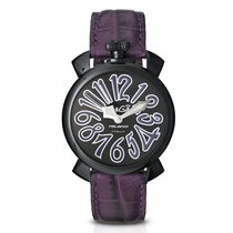 Gaga Milano Manuale 40mm Chess Watch 5022.2