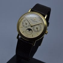 Vacheron Constantin Patrimony Traditionnelle 18K Gold Triple...