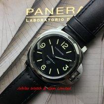 沛纳海  PAM1000 Luminor Base Logo 44mm Steel Mint Full set
