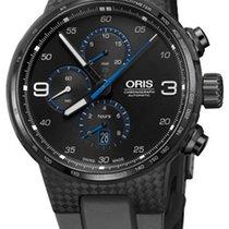 Oris Carbon Automatic Black 44,00mm new Williams F1