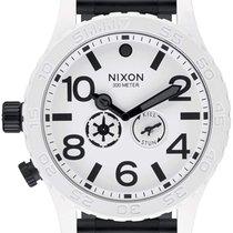 Nixon 51mm Quarz neu Weiß