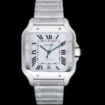 Cartier Santos (submodel) new Automatic Watch with original box and original papers WSSA0009
