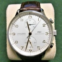 IWC Portuguese Chronograph 371401 2006 pre-owned