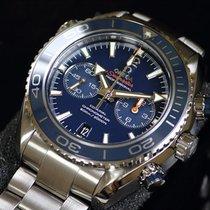 Omega Aluminium Automatisch nieuw Seamaster Planet Ocean Chronograph